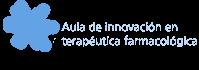 Logotipo aula de Innovación en Terapeútica Farmacológica